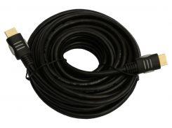 Кабель HDMI to HDMI 5.0m Tecro HD 05-00 V.1.4, позол. коннект.,