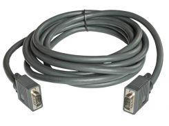 Кабель VGA - 30.0м CC-PPVGA HD15M/HD15M с 2-мя ферритовыми кольцами