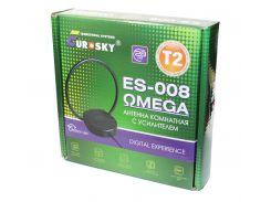 TV-антенна эфирная DVB-T/T2 Eurosky 008