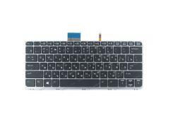 Клавиатура для ноутбука HP (EliteBook: 1030 G1) rus, black, подсветка клавиш