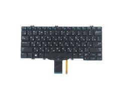 Клавиатура для ноутбука DELL (Latitude: 5280, 5289) rus, black, без фрейма