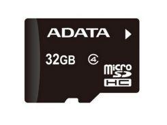Карта памяти ADATA 32GB microSDHC Class 4 (AUSDH32GCL4-R)