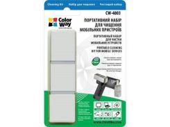 Универсальный чистящий набор ColorWay для мобільних пристроїв (CW-4803)