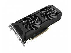 Видеокарта GeForce GTX1060 OC, Palit, Dual, 6Gb DDR5, 192-bit, DVI/HDMI/3xDP, 1708/8000 MHz (NE51060015J9-1061D)