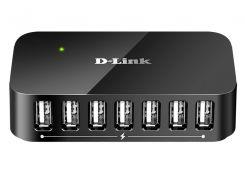 USB 2.0 концентратор D-Link DUB-H7
