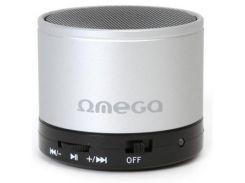 Акустическая система OMEGA Bluetooth OG47S silver (OG47S)