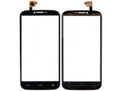 Сенсор Alcatel 7047 One TouchPOP C9 Bluish black