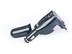 Автомобильное зарядное устройство Gembird, 2xUSB, 1.0A (MP3A-UC-ACCAR) Black