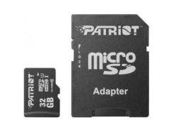 Карта памяти Patriot 32GB microSD class10 (PSF32GMCSDHC10)