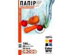 Бумага ColorWay 10x15 (PM1900504R)