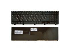 Клавиатура Dell Inspiron 15-3521 15-3531 15-3537 14R-5421 15R-5521 15R-5535 15R-5537 Vostro 2521, черная