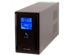 ИБП LogicPower LPM-UL1250VA / USB / 2 розетки, 5 ступ. AVR