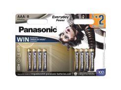 Батарейка PANASONIC AAA LR03 Everyday Power Cirque du Soleil * 8 (LR03REE/8B2FCDS)