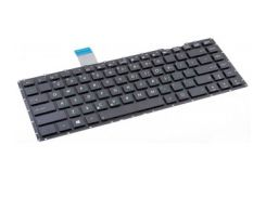 Клавиатура для ноутбука ASUS (X401, X450 series) rus, black, без фрейма, c креплениями
