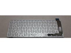 Клавиатура для ноутбука ASUS (X441 series) rus, white, без фрейма