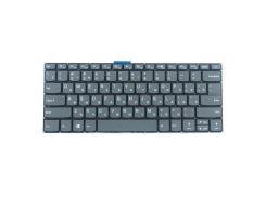 Клавиатура для ноутбука LENOVO (IdeaPad 320-14 series) rus, black, без фрейма