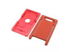 Комплект форм (из металла и пористой резины) для iPhone 8 для отцентровки дисплея + рамка