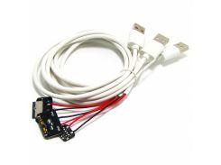 Кабель для блока питания iP-M/ A со щупами и разъёмами для плат iPad mini/ 3/ 4/ Air1/ Air2
