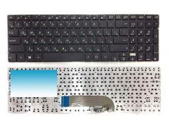Клавиатура для ноутбука ASUS (TP501 series) rus, black, без фрейма