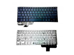 Клавиатура для ноутбука ASUS (UX305 series) rus, black, без фрейма, подсветка клавиш