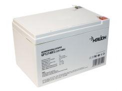 Батарея для ИБП 12В 14Ач Merlion AGM GP12140F2, 12V 14.0Ah, 151x98x101 мм