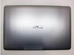 Крышка дисплея  для ноутбука ASUS (X541 series), silver, с петлями (ОРИГИНАЛ !)