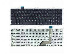 Клавиатура для ноутбука ASUS (X542 series) rus, black, без фрейма