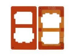 Фиксатор дисплейного модуля для мобильных телефонов Samsung I9100 Galaxy S2, I9105 Galaxy S2 Plus, для приклеивания стекла