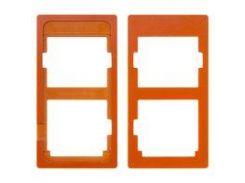 Фиксатор дисплейного модуля для мобильного телефона Samsung G930F Galaxy S7, для приклеивания стекла