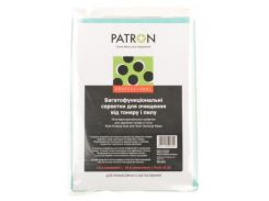 Салфетки PATRON Multi-Purpose Dust and Toner Removal Wipes, 10psc (F5-015)