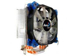Вентилятор CPU Aerocool Verkho 5 LED LGA 2066/2011/1156/1155/1151/1150/775/АМ4/AM3 +/AM3/AM2 +/AM2/FM2/FM1