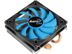 Вентилятор CPU Aerocool Verkho 2 Slim LGA 1156/1155/1151/1150/775/АМ4/AM3 +/AM3/AM2 +/AM2/FM2/FM1