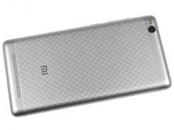 Задняя крышка Xiaomi Redmi 3 cеребро