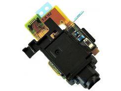 Коннектор наушников Sony F8131 Xperia X Performance/ F8132 на шлейфе