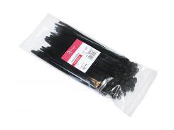 Стяжки для кабеля, 200 мм х 5,0 мм, 100 шт, Black, Ritar (CTR-B5200)