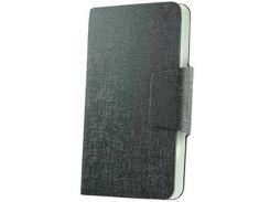 "Чехол для моб. телефона Mobiking Universal Book Cover 5"" Black (25697)"