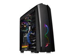 Корпус Thermaltake Versa N27, Black, Mid Tower, без БП, для ATX / Micro ATX / Mini ITX, ATX PSU, 502 x 201 x 473 мм, 4,7 кг (1x120 мм Fan в комплекте)