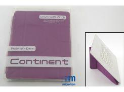 "Чехол-подставка 9.7"" Continent UTS-101VT, Violet"