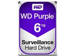 """Жесткий диск 3.5"""" 6TB Western Digital (WD60PURZ)"""