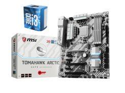 Мат.плата 1151 (Z270) MSI Z270 TOMAHAWK ARCTIC + Core i3-7100 Box, Z270, 4xDDR4, CrossFireX, Int.Video(CPU), 6xSATA3, 2xM.2, 3xPCI-E 16x 3.0, 3xPCI-E