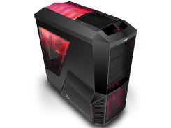 Корпус Zalman Z11 Plus HF1 / Black / Без БП / ATX / Micro ATX / Mini ITX / USB2.0 x 2 / USB3.0 x 2 / 2x3.5mm / 5.25 x 4 / 3.5 x 5 / 2.5 x 1 /