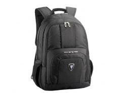 """Рюкзак для ноутбука 17"""" Sumdex PON-377BK, Black, нейлон/полиэстер, 42 x 31,1 x 3,8 см"""