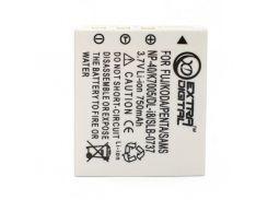 Аккумулятор к фото/видео EXTRADIGITAL Fuji NP-40, KLIC-7005, D-Li8/ Li-18, Samsung SB-L0737 (BDF2468)