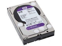 """Жесткий диск 3.5"""" 6Tb Western Digital Purple, SATA3, 64Mb, 5400 rpm (WD60PURZ)"""