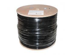 Кабель FTP, Cu (медь), для внешней прокладки, 4x2x0,50 мм, Atcom Premium, бухта 305 м (13426)