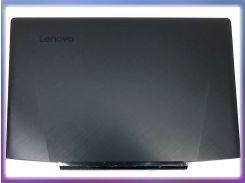 Крышка дисплея для ноутбука Lenovo (Y700-15ISK), black (под ноутбук без тачскрина) ОРИГИНАЛ