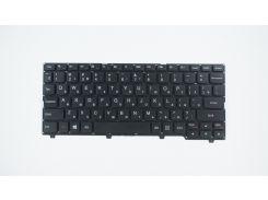Клавиатура для ноутбука LENOVO (IdeaPad 110S-11IBR) rus, black, без фрейма