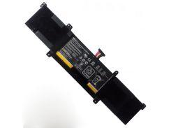 Батарея для ноутбука Asus C21N1309 (VivoBook S301LP, S301LA, Q301L) 7.4V 4965mAh 38Wh Black