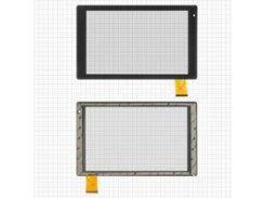 """Сенсорный экран для планшетов China-Tablet PC 10,1""""; Archos 101b Oxygen, 10,1"""", 160 мм, 259 мм, 50 pin, емкостный, черный,"""