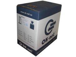 Кабель сетевой OK-Net UTP 305м (КПВ-ВП (250) 4х2х0,55)